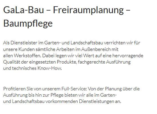 Garten-Landschaftsbau für 33415 Verl, Hövelhof (Sennegemeinde), Delbrück, Rheda-Wiedenbrück, Schloß Holte-Stukenbrock, Gütersloh, Rietberg und Oerlinghausen, Steinhagen, Bielefeld